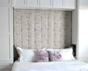 Upholstered Headboard DIY