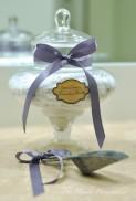 DIY Lavender Vanilla Bath Salt Recipe