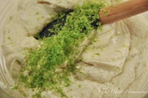 Fresh Lime Zest