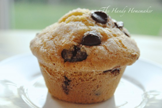 Easy & Adaptable Master Muffin Mix | The Handy Homemaker