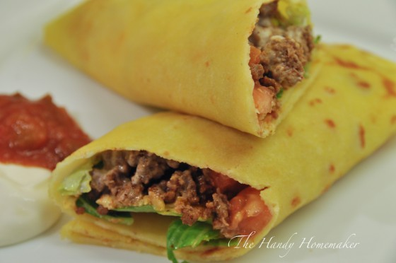 Corn meal Soft Shell Taco's - Original and Gluten Free Versions