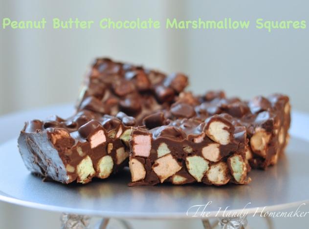 Peanut Butter Chocolate Fudge Brownie Recipe