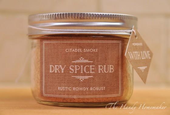 Dry Spice Rub