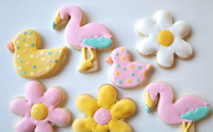 Baby Shower or Easter theme Cookies 4