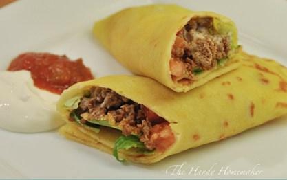 Cornmeal Soft Shell Taco's Gluten Free 2