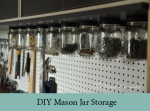 DIY Mason Jar Storage2