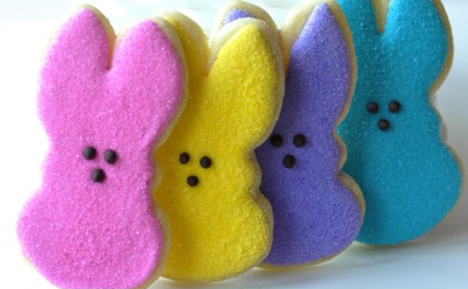 Easter Peep Cookies 2