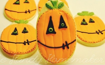 Halloween Cookie Ideas 2