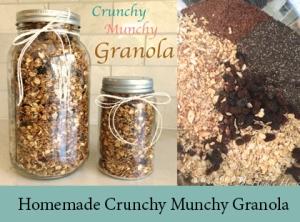 Homemade Crunchy Munchy 3
