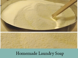 Homemade Laundry Soap2