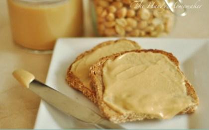 Homemade Peanut Butter 2