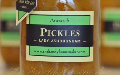 Lady Ashburnham Pickles 2