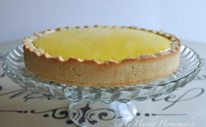 Lemon Cream Tart 2