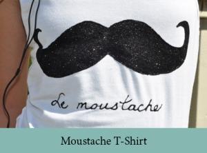 Moustache T Shirt2