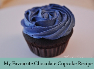 My Favourite Chocolate Cupcake Cake Recipe2