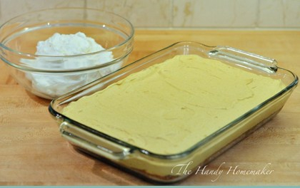 No Bake Pumpkin Cheesecake 2