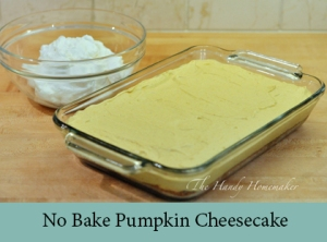 No Bake Pumpkin Cashew Cheesecake Vegan