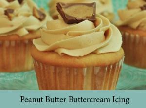 Peanut Butter Buttercream Icing 2