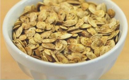 Roasted Pumpkin Seeds 2