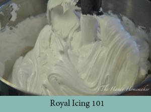 Royal Icing 101 2