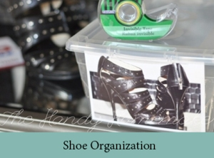 Shoe Organization 2