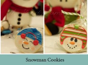 Snowman cookies2