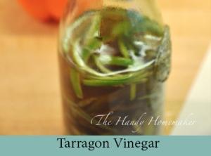 Tarragon Vinegar 2