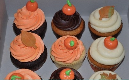 Thanksgiving cupcakes 2