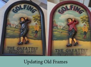 Updating Old Frames 2