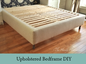Upholstered Bedframe DIY2