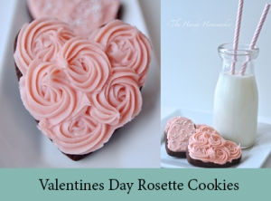 Valentines Day Cookies 2