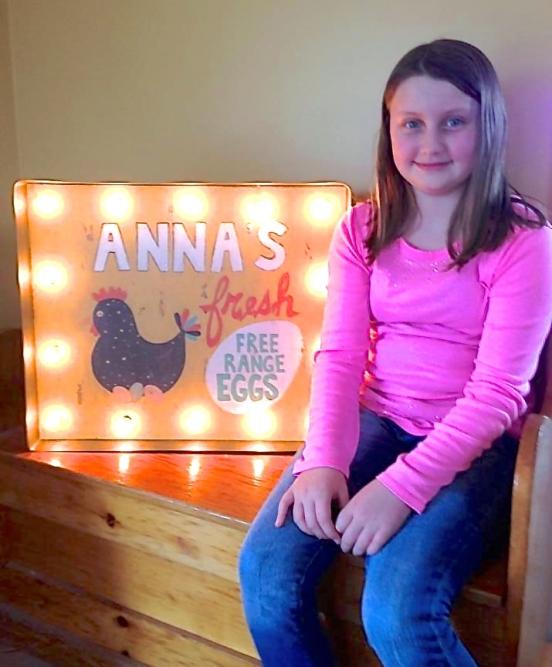 Anna's Sign