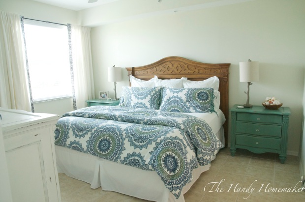 Naples Bedroom Makeover