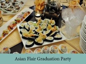 Asian Flair Graduation Party 2