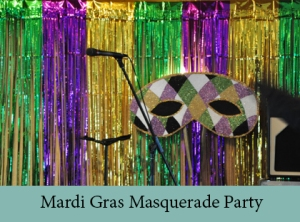 Mardi Gras Masquerade Party 2