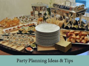 Party Planning Ideas & Tips 2