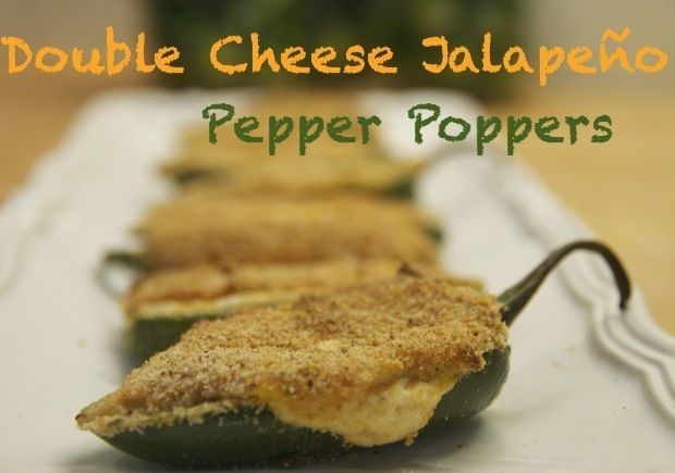 Cheezy Jalapeno Poppers - Plant-Based